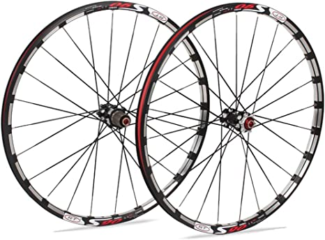 LHHL MTB Juego Ruedas Bicicleta 26/27.5 Pulgadas Ruedas Bicicleta ...