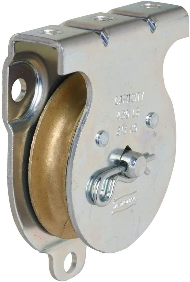 Century Zinc Plated Steel Heavy Bag Hanger Mounting System