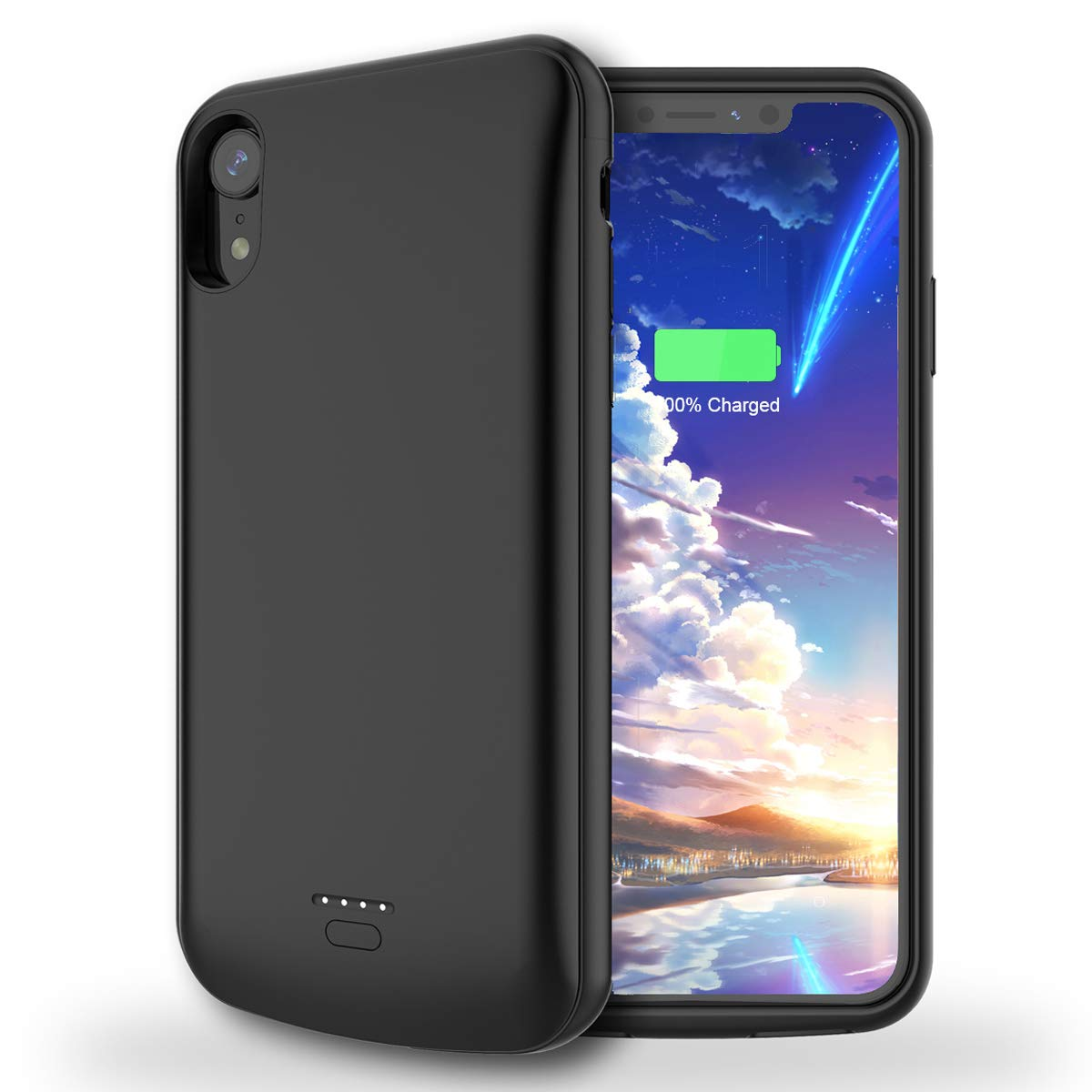 Funda Con Bateria de 5000mah para Apple Iphone Xr LCLEBM [7F6T3SLB]