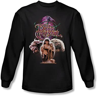 Amazoncom Dark Crystal Mens The Good Guys Long Sleeve Shirt In - Good guys clothing