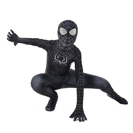 02369 Spider-Man: Vuelta a casa, Negro Spiderman Traje Adulto ...