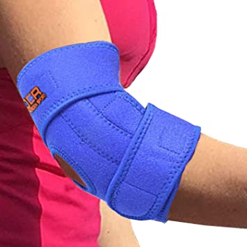 dc25ba974f Elbow Support,Adjustable Tennis Elbow Support Brace,Great for Sprained  Elbows,Tendonitis,