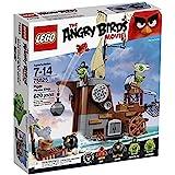 LEGO Angry Birds 75825 Piggy Pirate Ship Building Kit 620 Piece