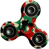 Sizet Tri-Spinner EDC Fidget Toy Smooth Surface Ultra Durable Hand Spinner - Great Gift