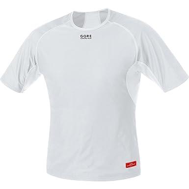 df40f806848902 GORE RUNNING WEAR Men's T-Shirt, Stretch, GOREWINDSTOPPER, ESSENTIAL ...