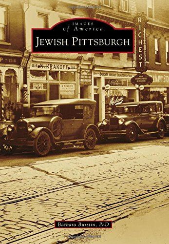 Jewish Pittsburgh America Barbara Burstin product image