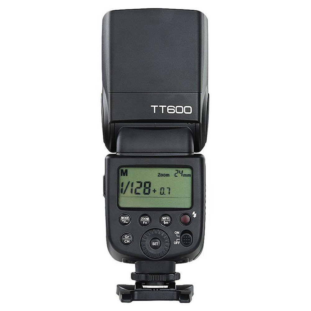 Godox TT600 Manual Speedlite Flash with Built-in 2.4GHz