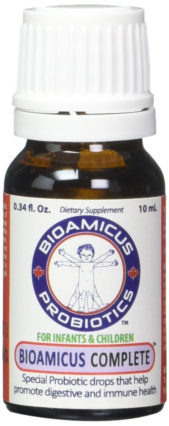 Amazon Com Bioamicus Johnsonii Probiotic Drops 10ml With