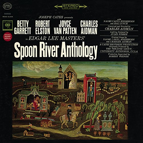 Spoon River Anthology Original Broadway