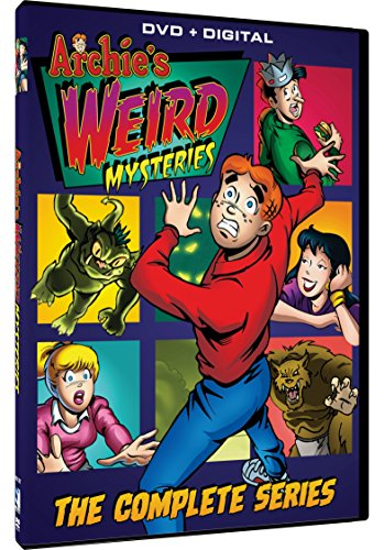 Used, Archies Weird Mysteries - The Complete Series + Digital for sale  Delivered anywhere in USA