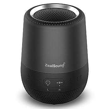 Review Bluetooth Speaker TWS, ZealSound