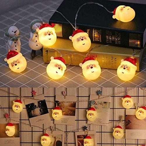 Santa Claus Garden Lights in US - 7