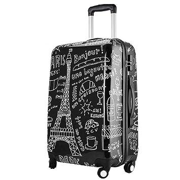 d89b9532c789 Amazon.com | Couple Carry On Luggage Cases 20