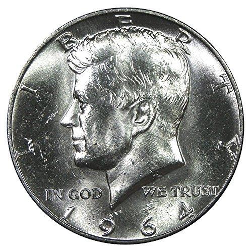 1964 Kennedy Silver Half Dollar - Brilliant Uncirculated Half Dollar Brilliant Uncirculated ()
