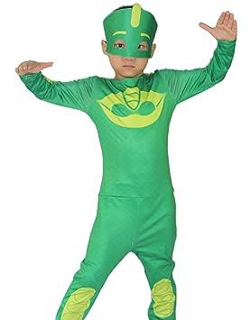 Disfraz de carnaval para niños Super Heroes Gato búho and Gecko PJ Masquerade Halloween Masks Cosplay