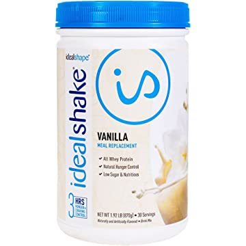 powerful IdealShake Meal Replacement Shakes