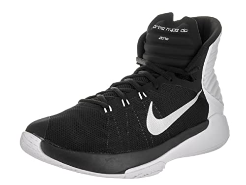 Nike 844787-001, Zapatillas de Baloncesto para Hombre, Negro (Black/Reflect