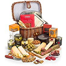 GiftTree Select Charcuterie and Artisan Cheese Hamper - Gourmet Gift Basket