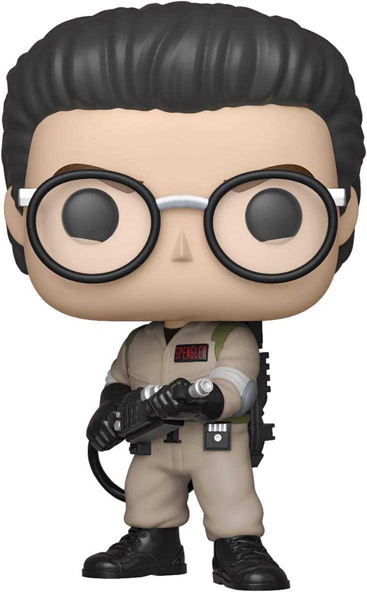Funko- Pop Vinilo: Ghostbusters: Dr. Egon Spengler Figura Coleccionable, Multicolor (39338)