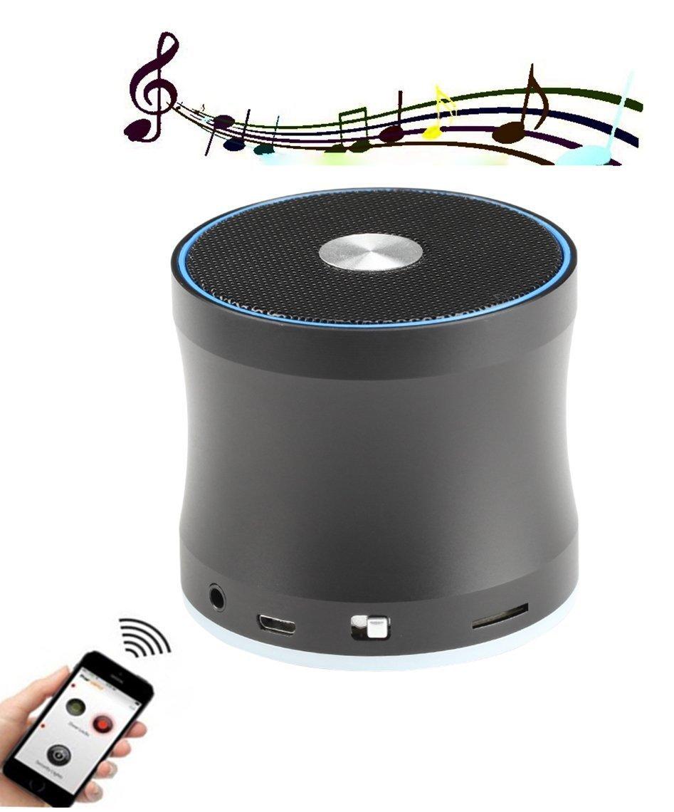 LUCOG Bluetooth イヤホン 単一ミニワイヤレスヘッドセホン 耳栓タイプ 6時間再生 マイク付き目に見えないイヤーピース iPhone と Android デバイス (1個) ブラック EL-2152 B0743DBK68 1 1