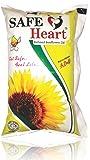 Safe Heart Refined Sunflower Oil - 1 Litre