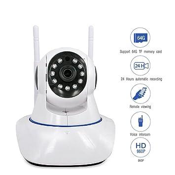 Pinkbenmus - Night Vision IP Camera / Recibir fotos de empuje Cámara De vigilancia para bebes