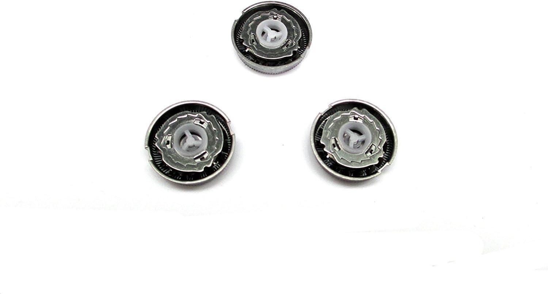 3 cuchillas de repuesto para afeitadora Philips Norelco 700RL, 705RL, 710RL, 715RL, 720RL, 725RL, 750RL, 800RX, 805RX: Amazon.es: Belleza