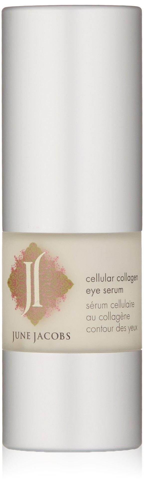 June Jacobs Cellular Collagen Eye Serum, 0.5 Fl Oz