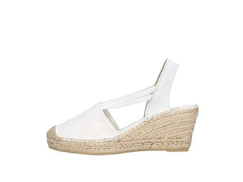 Vidorreta 05500 Alpargata Mujer Blanco 40: Amazon.es: Zapatos y complementos