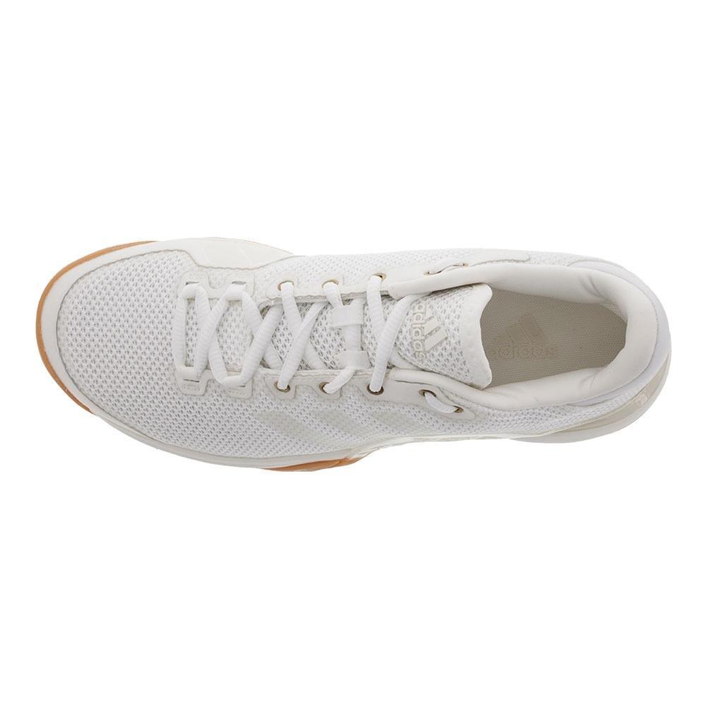 new concept efcd1 d65b1 adidas Men s Barricade 2017 Minimalism Tenis Zapatos sin teñir-  (CG3091-H17) Blanco