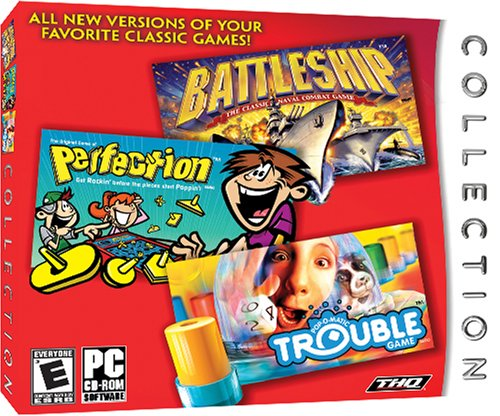 Battleship/Trouble/Perfection Collection - jc - PC