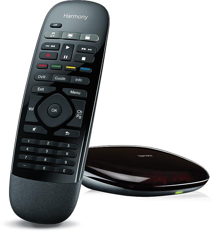 dca1ca1a7b7 Logitech Harmony Smart Control for iPhone: Amazon.co.uk: Electronics
