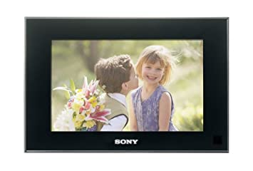 sony dpf d70 7 inch digital photo frame - Electronic Picture Frame