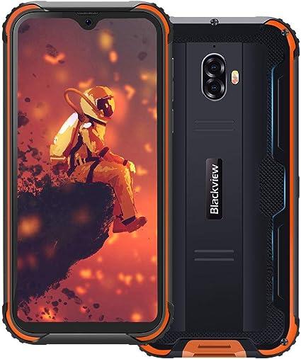 Movil Resistente, Blackview BV5900 Smartphone 4G con 5.7