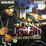 I Am Legend: Greatest Verses by Chamillionaire, DJ Rapid Ric (0100-01-01)