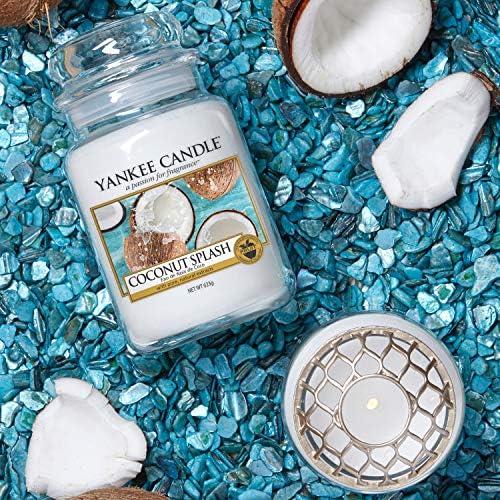 Yankee Candle Votive/'s X 6 Coconut Splash