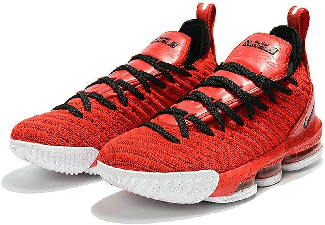 Lebron James 16 XVI Chinese Red Zapatos de Baloncesto para Hombre ...