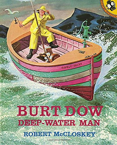 Burt Dow, Deep-Water Man : A Tale of the Sea in Classic Tradition by The Viking Press (Image #2)