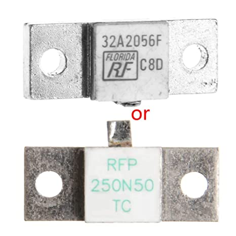Celan Good Performance Resistencia de Carga RFP 250-50 250 W 50 Ohm 250 N50 TC RF Resistencias
