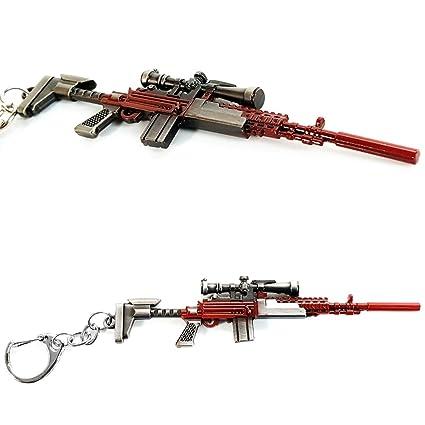 Amazon com: GFDay Battlegrounds 3D Metal Key Chain PUBG Keyring
