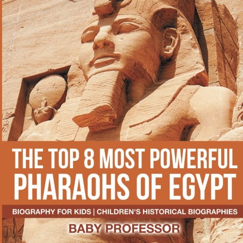 The Top 8 Most Powerful Pharaohs of Egypt - Biography for Kids   Children's Historical -