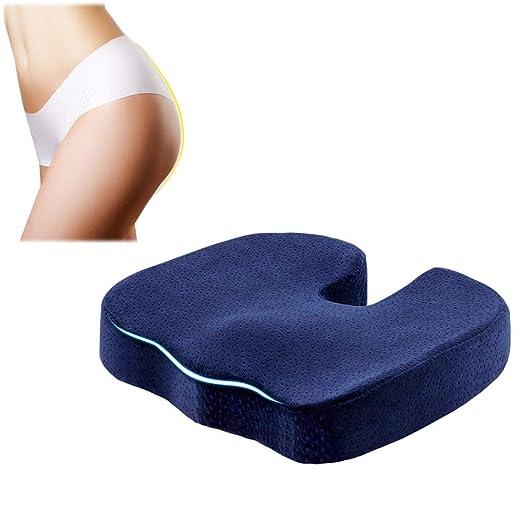 Cojín terapéutico ortopédico Cojín ergonómico de espuma de ...