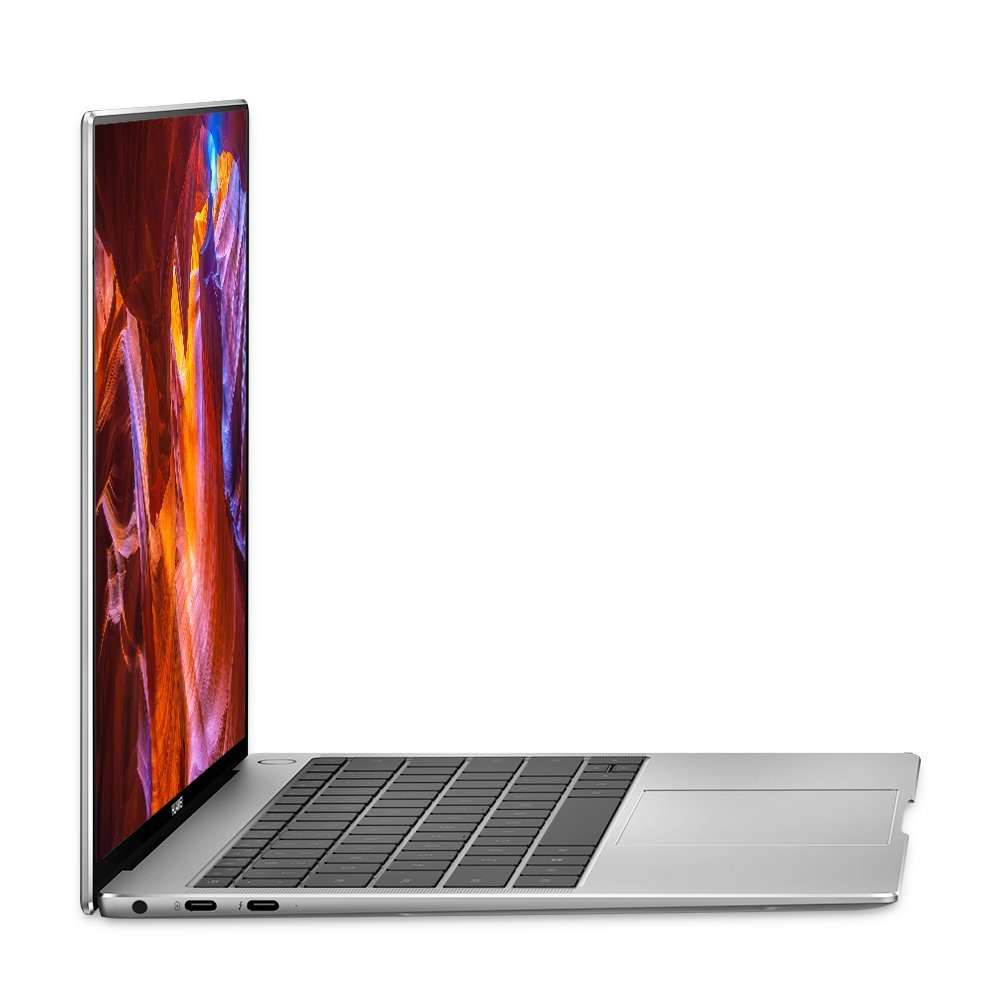 Huawei MateBook X Pro Signature Edition Thin & Light Laptop, 13.9in 3K Touch, 8th Gen i5-8250U, 8 GB RAM, 256 GB SSD (Renewed)