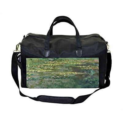 Claude Monet Water Lilies Weekender Bag