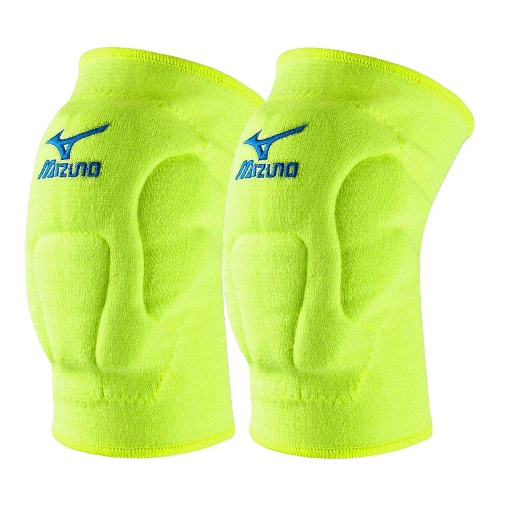 7879fb7adca46 MIZUNO vs-1 volleyball knee pads [yellow/blue]: Amazon.co.uk: Sports &  Outdoors