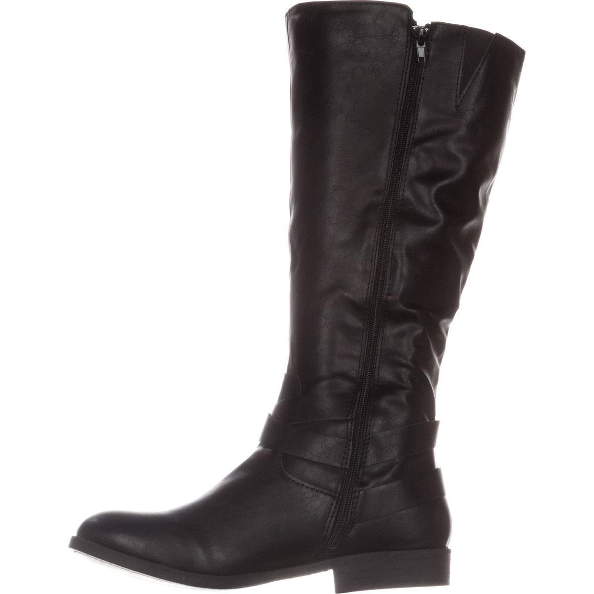 Style /& Co Womens Madixe Closed Toe Knee High Fashion Boots