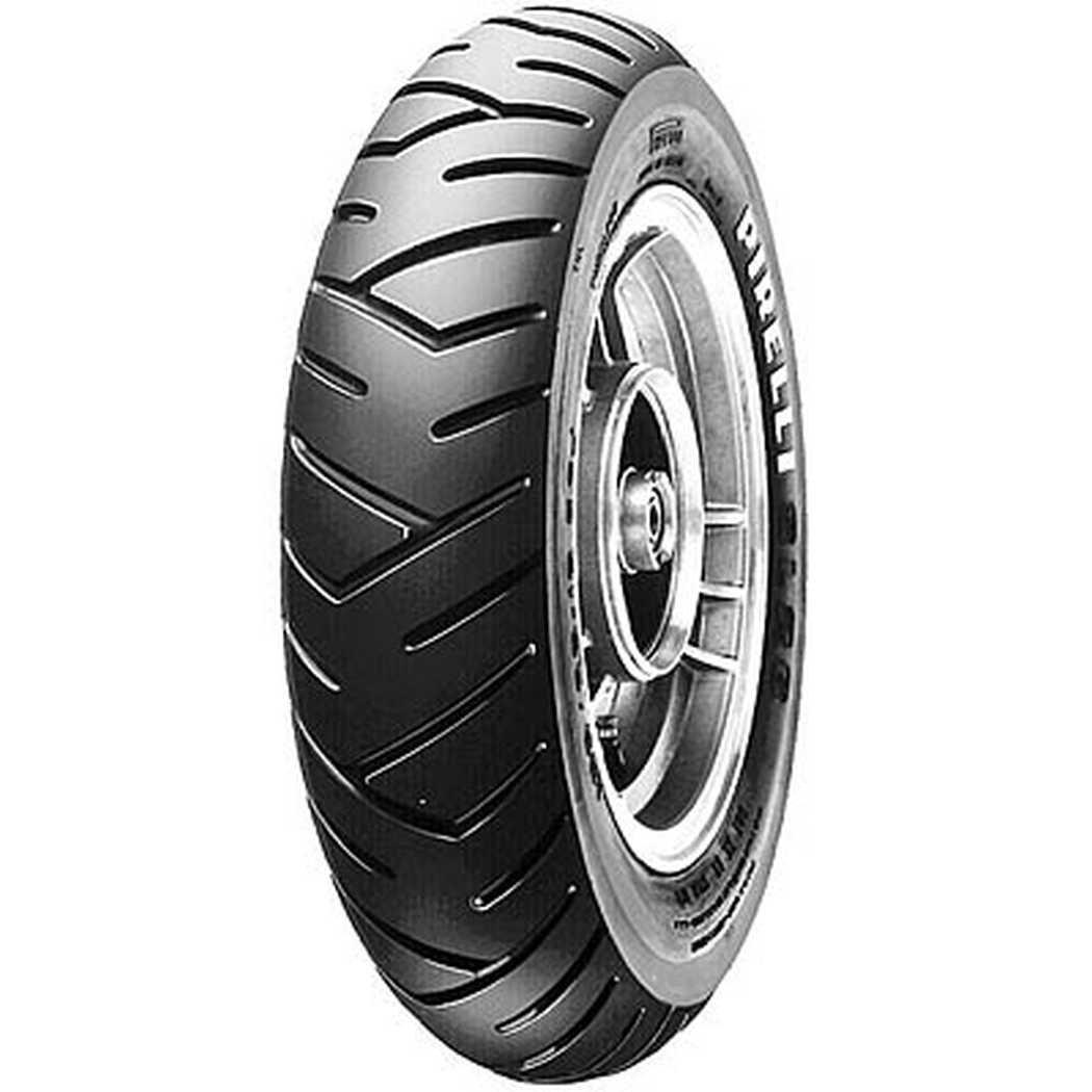 Pirelli SL 26 Performance Front/Rear Scooter Tire - 120/90J-10/--