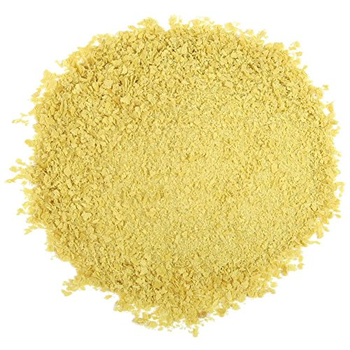 Frontier Co-op Nutritional Yeast Mini Flakes, 1 Pound Bulk ()