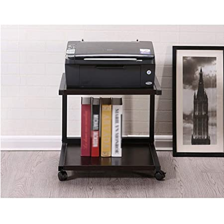 Bajo Soporte de escritorio para la impresora Impresora estante del ...
