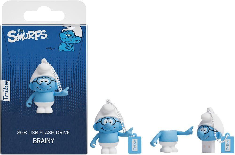 8GB USB Brainy Smurf